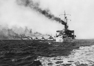 The Great White Fleet of the United States Navy