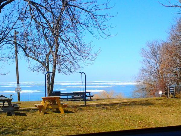 half frozen lake thumbnail
