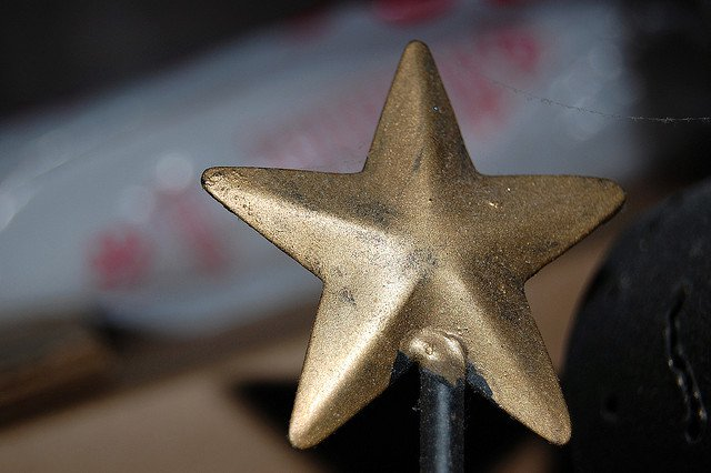 We did it! Gold stars for everybody!