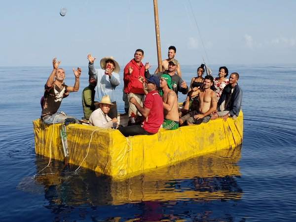 Cuban Refugees thumbnail