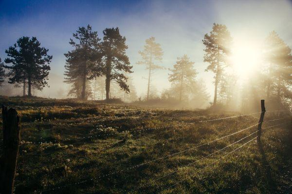 Magical morning at the Seasonal Lakes of Pivka Regional Park  thumbnail