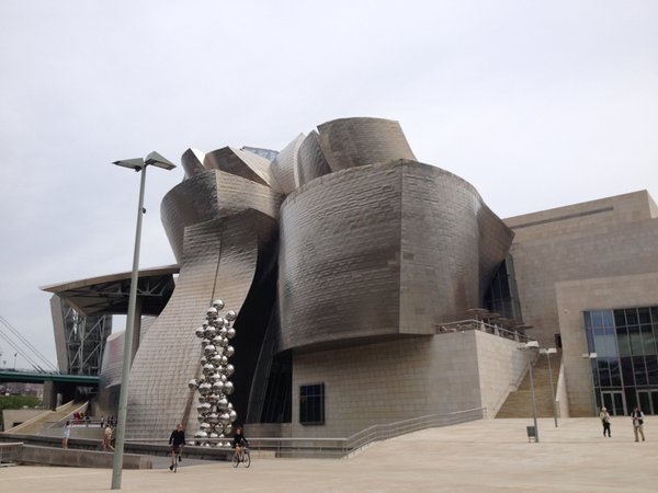 Guggenheim Museum in Bilbao, Spain thumbnail