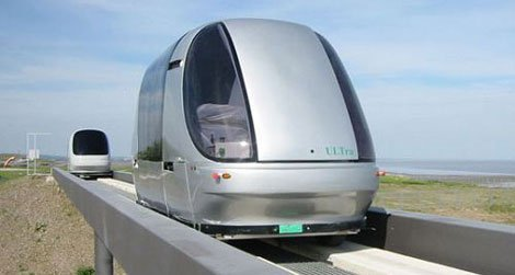 """Will personal rapid transit -- or """"pods"""" -- ever come to the United States?"""