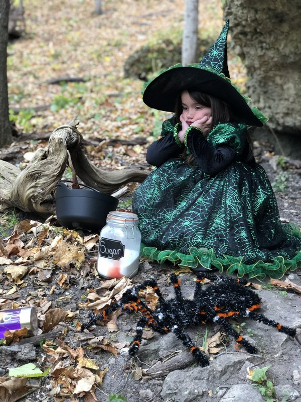 Witch waiting on her Brew! thumbnail