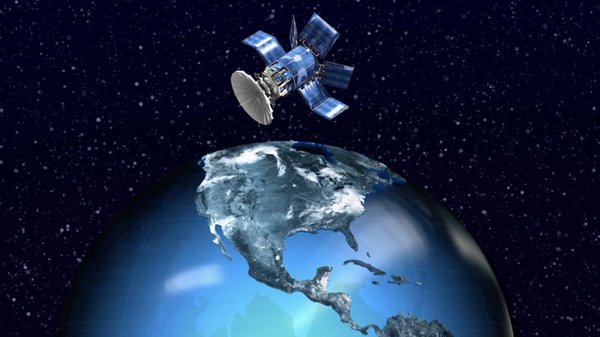 Preview thumbnail for Ask Smithsonian: What Keeps Satellites From Falling Out of the Sky?