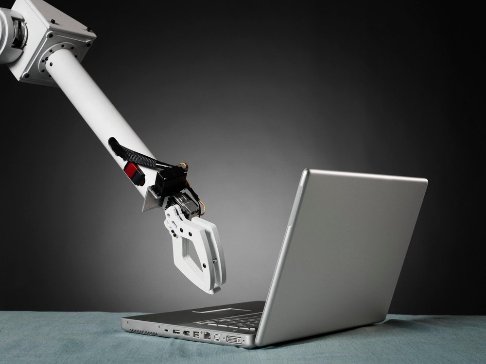 Robot on a Computer