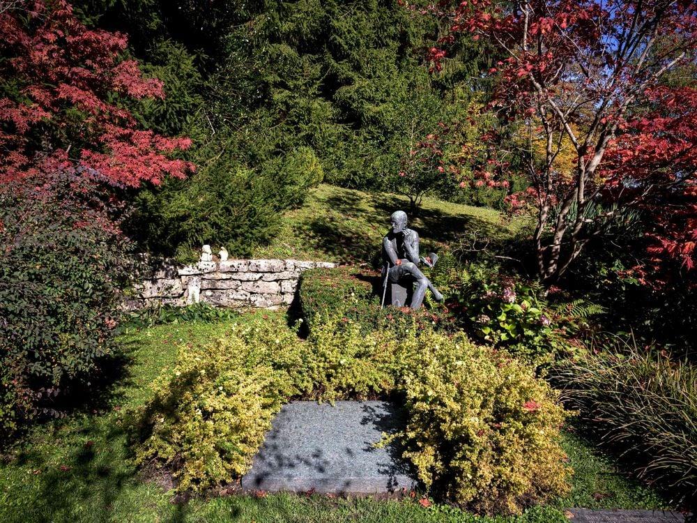 James Joyce Zurich grave