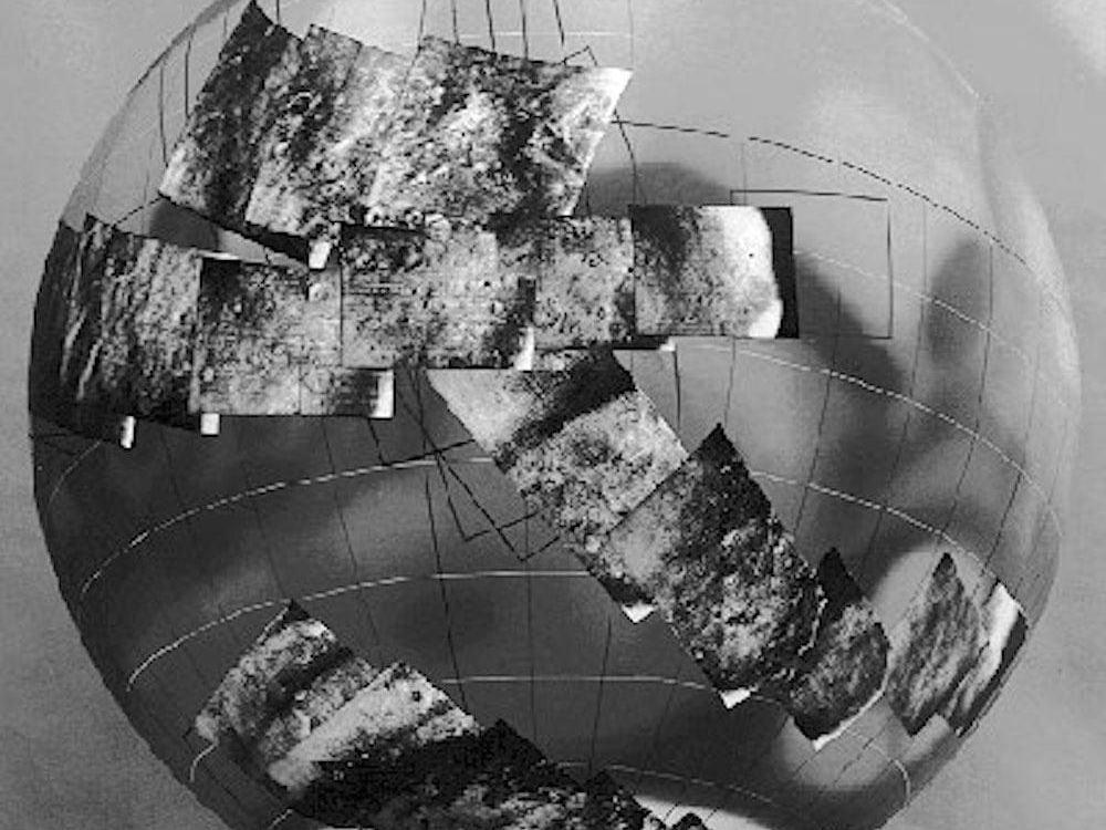 Mars Mosaic
