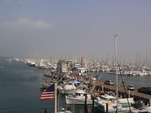 Santa Barbara Marina Pier  thumbnail