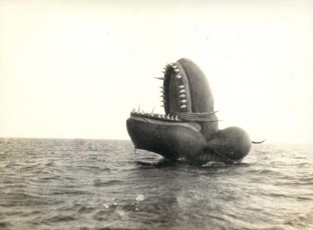 Sea serpent of Nantucket