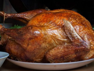 The traditional Thanksgiving turkey is delicious, but is it paleo?