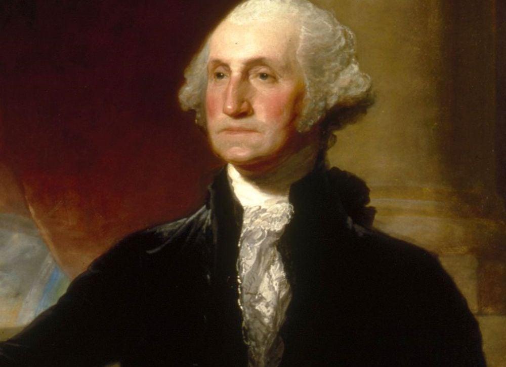 George Washington Landsdowne Portrait