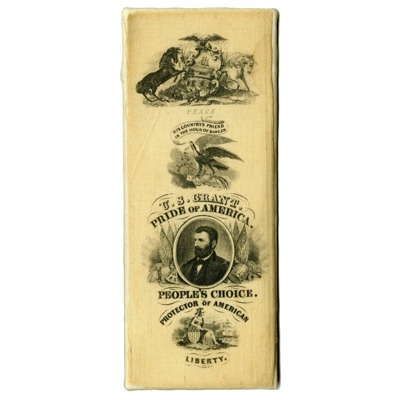 Printed Ulysses S. Grant materials