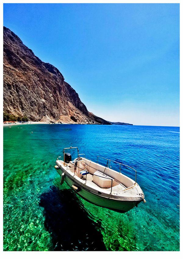 Sweet Water Beach, Crete thumbnail