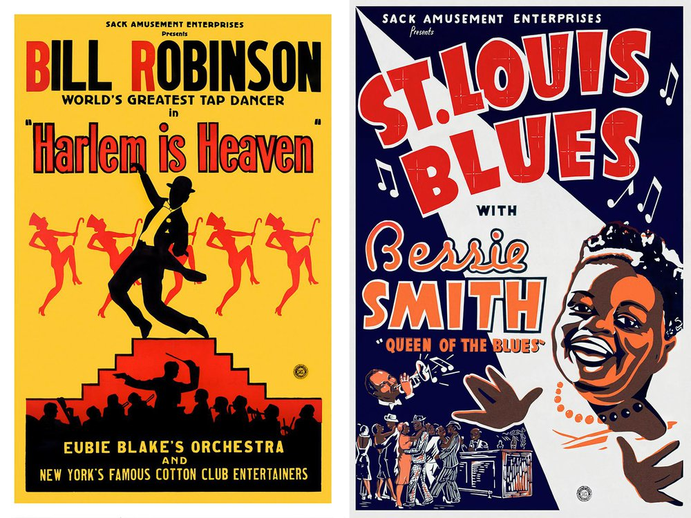 Separate Cinema Archive posters