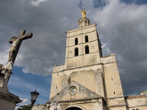 Cathdrale Notre-Dame des Doms d'Avignon thumbnail