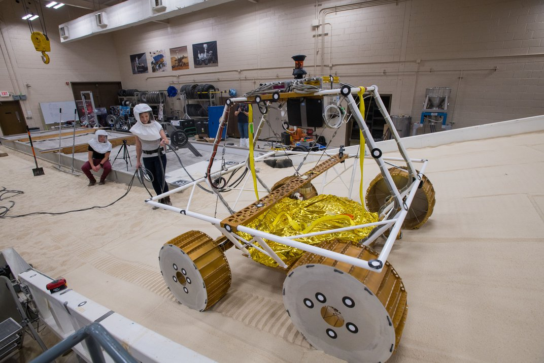 Five Things to Know About NASA's Lunar Rover 'VIPER'
