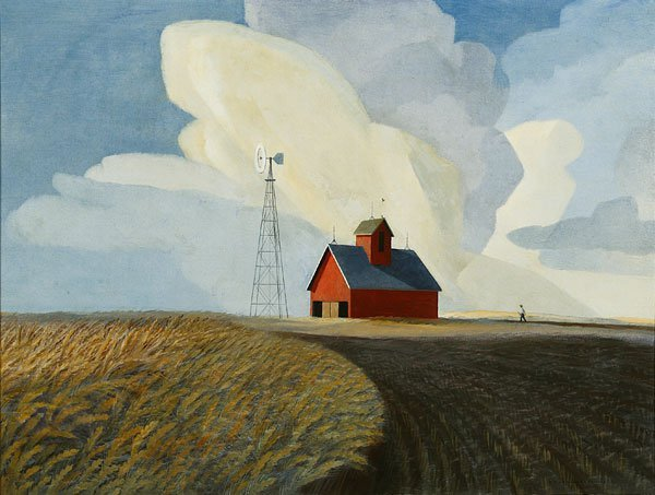 Go Behind the Red Barn and Rediscover Dale Nichols