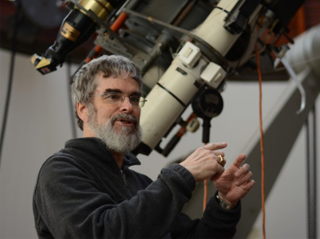 Guy Consolmangno, the Vatican's Chief Astronomer, on Balancing Church With the Cosmos