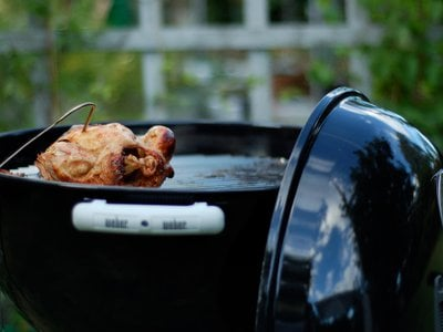 Gas or charcoal? It's the perpetual debate. And despite many grilling advances, many still prefer good old fashioned charcoal.