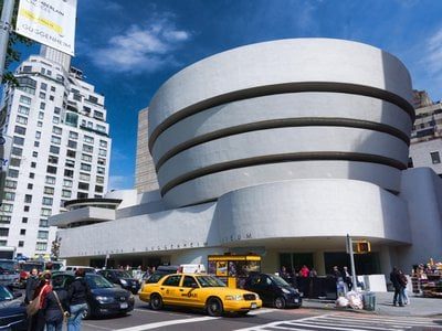 Could New York be the Gotham we prize without the Guggenheim?