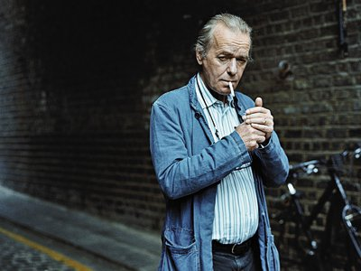 Martin Amis, England's most famous living novelist, has just moved from London to the United States.