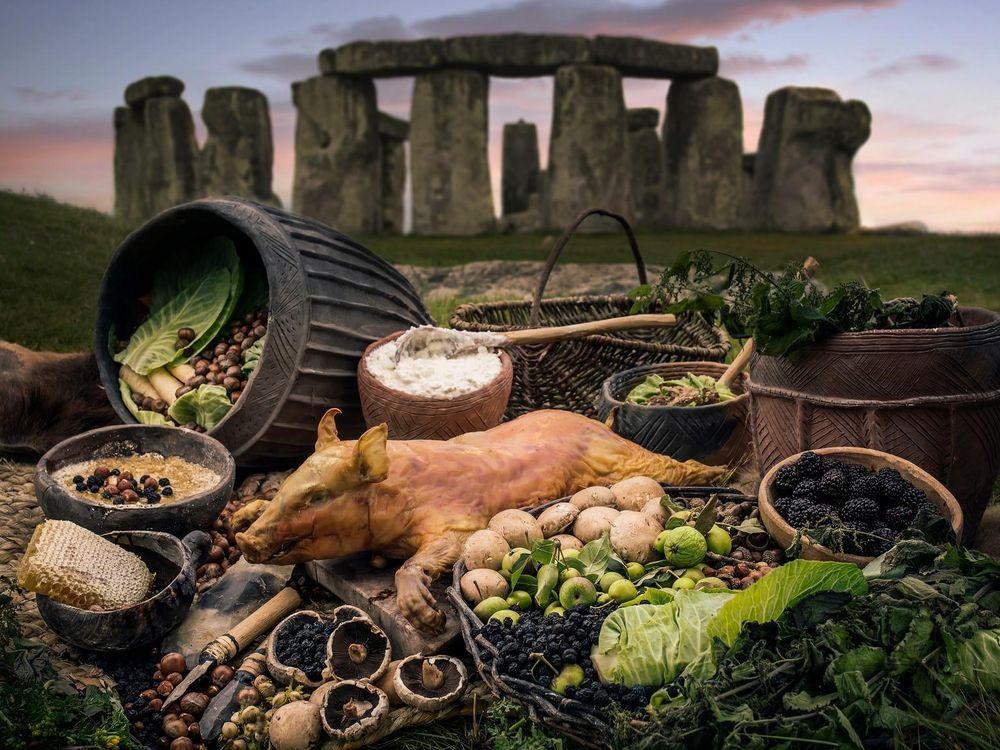 Stonehenge Feast