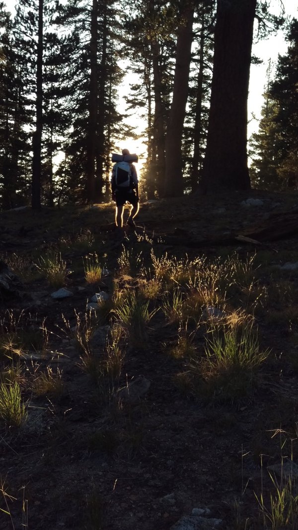 Backpacking in Sequoia National Park thumbnail