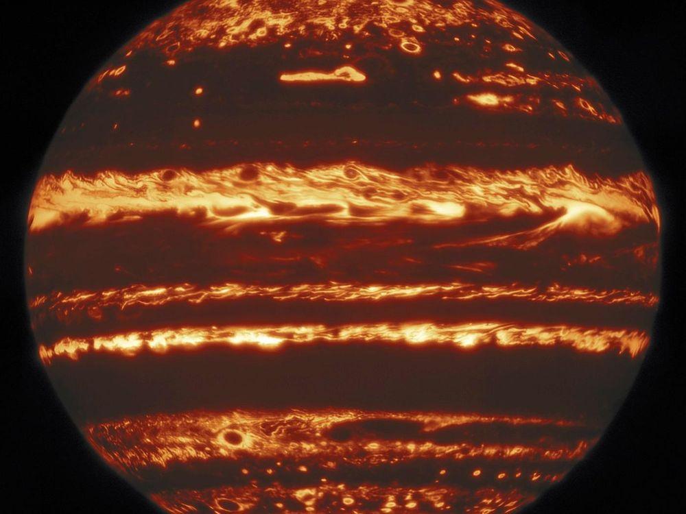 New image of Jupiter