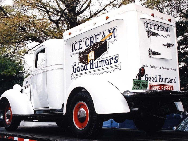 How the Ice Cream Truck Made Summer Cool