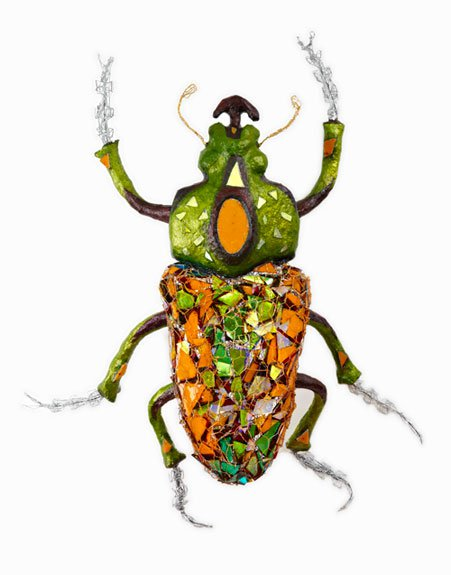 Beetles Invasion: One Artist's Take on the Insect