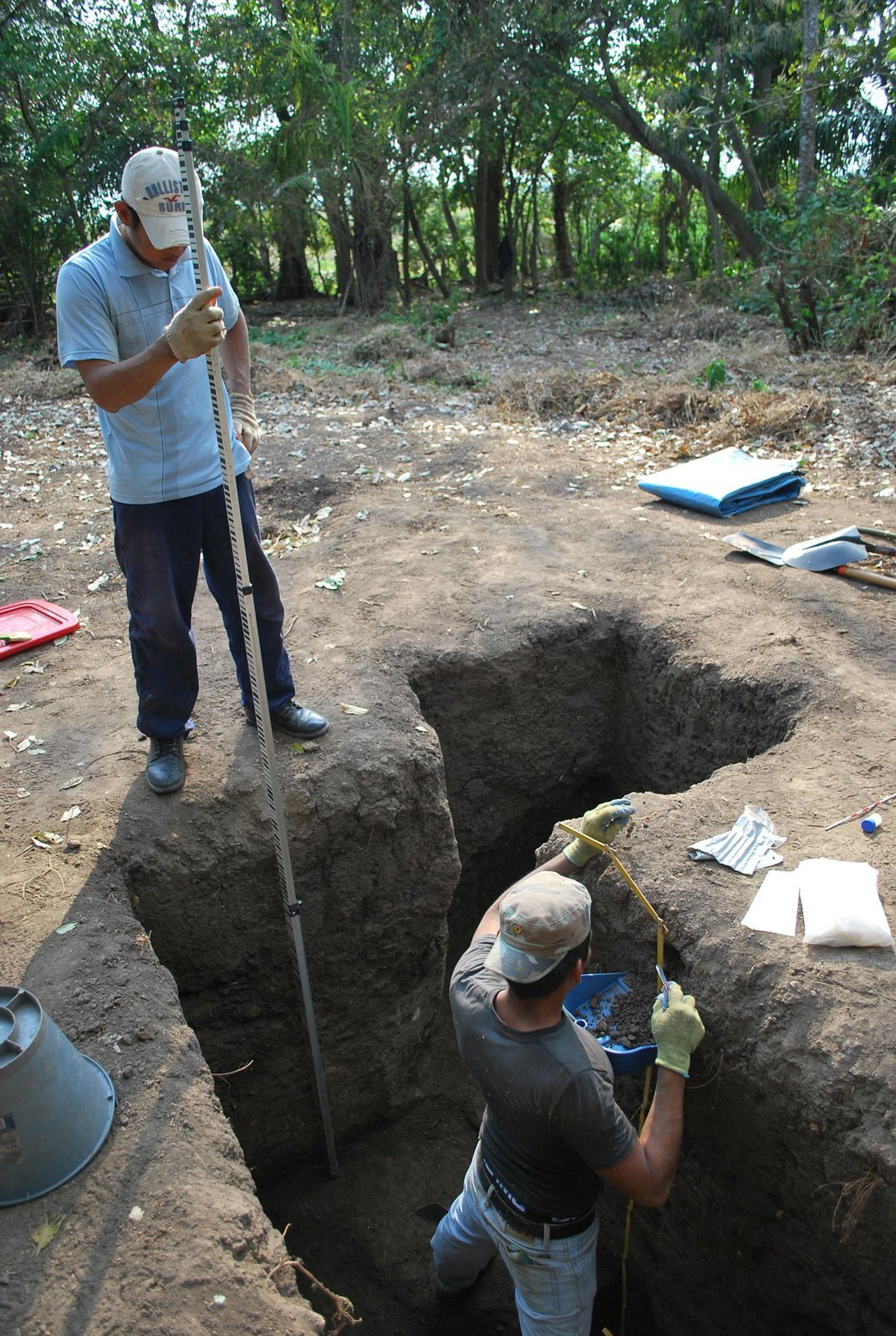 Archaeologists Discover Some of the Amazon's Oldest Human Burials