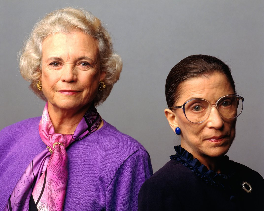 Behind the Scenes of Sandra Day O'Connor's First Days on the Supreme Court
