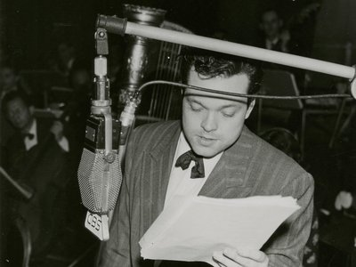 Welles helped FDR with his famous voice—and served as a behind-the-scenes speechwriter, too.