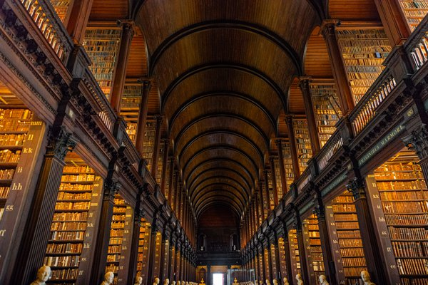 Long Room, Trinity College Library thumbnail