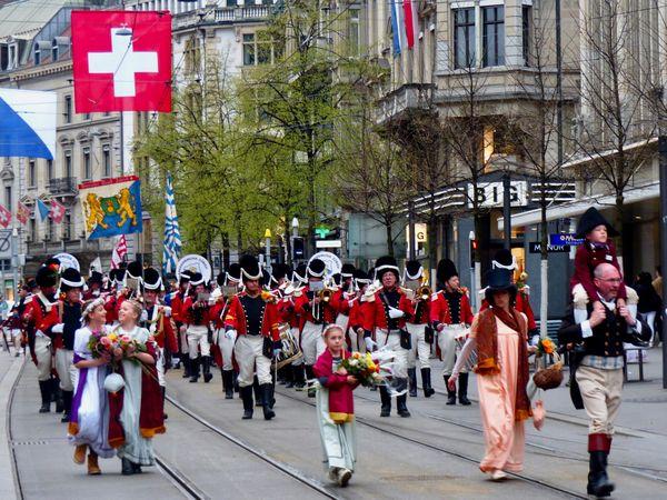 Switzerland's Spring Festival  thumbnail