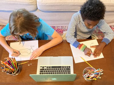 Whether your classes are held in person or remotely this fall, the Smithsonian's fall series of virtual school programs will keep students engaged as they explore the museum's research and collections. (Smithsonian)