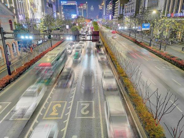The streets of Hangzhou thumbnail