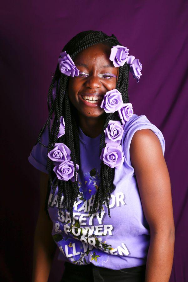 Purple flowers thumbnail