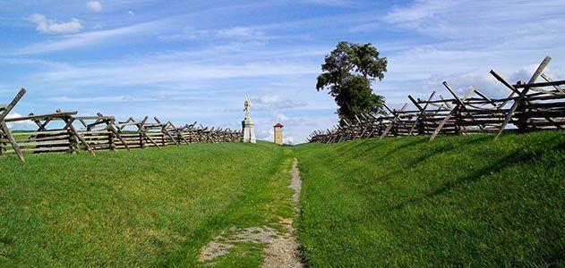 Bloody Lane Antietam