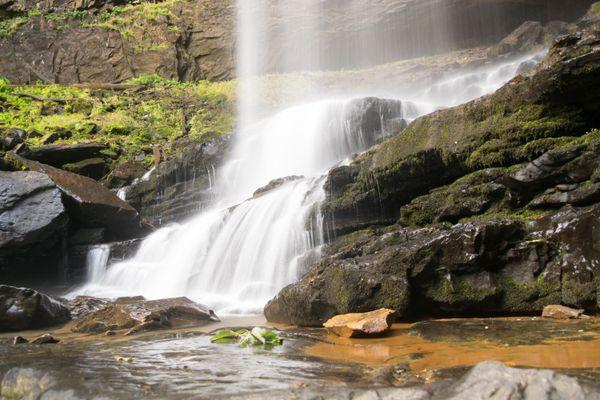 Hemlock Falls, Cloudland Canyon State Park, Georgia thumbnail