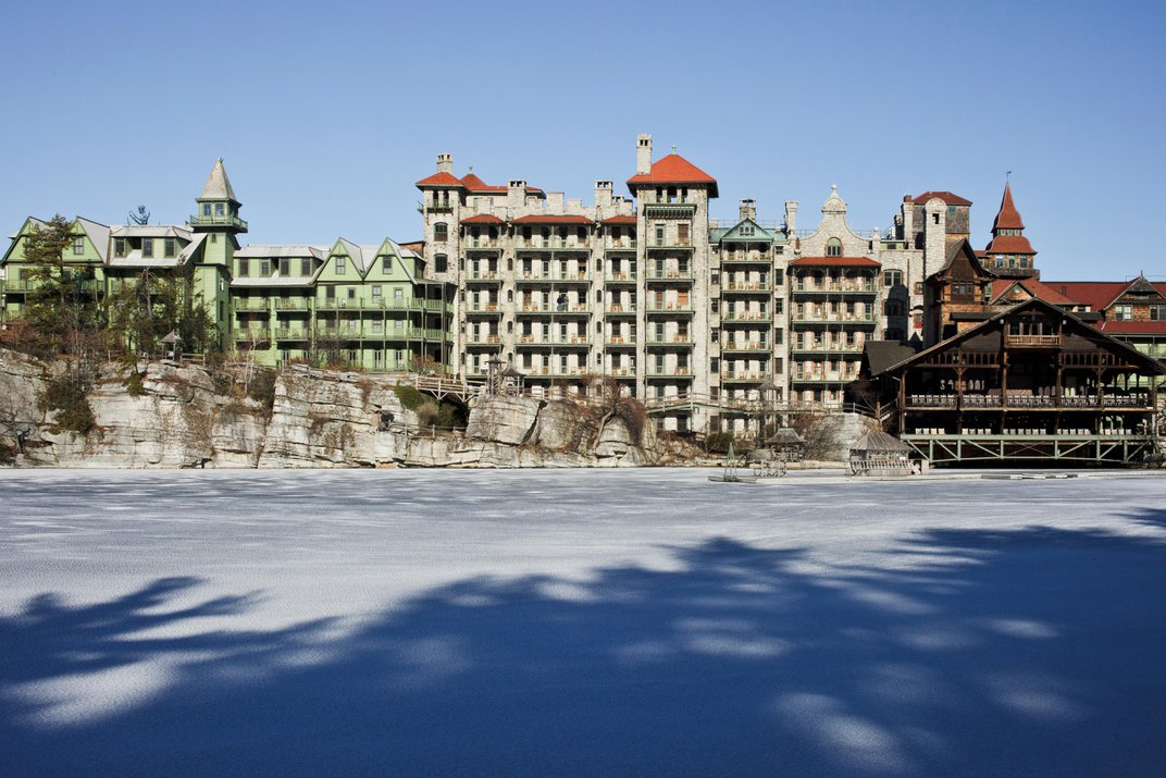 Five of America's Most Invincible Hotels