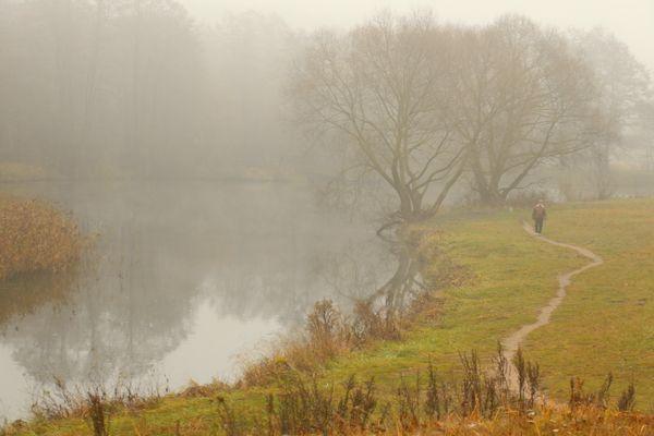 On a walk along the river thumbnail