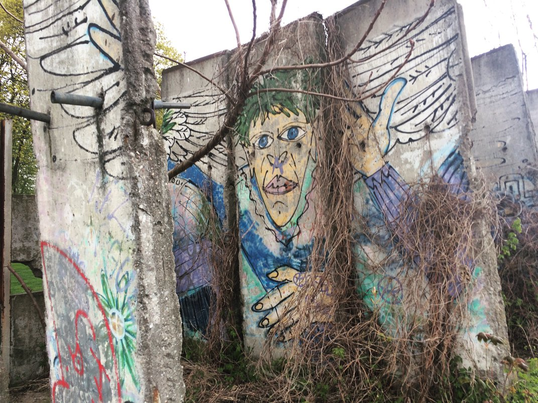 An Immersive Art Installation Will Temporarily Resurrect the Berlin Wall