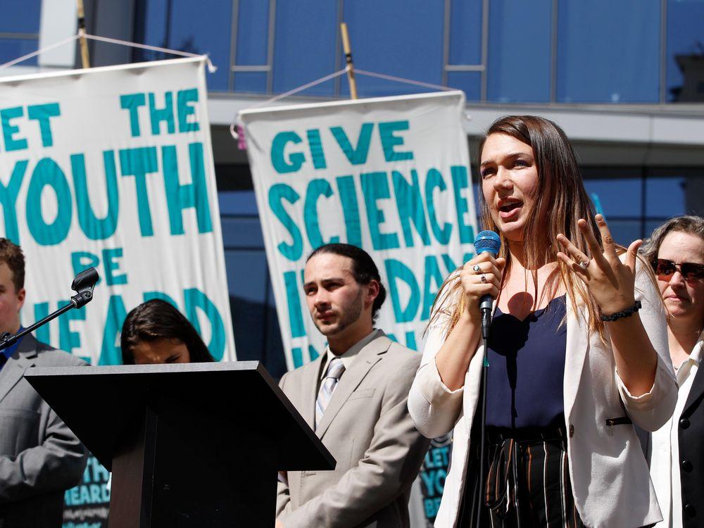 Kids' Climate Case