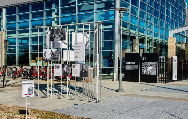 In a Covid-Affected Washington, D.C. Neighborhood, Black History Is Reinterpreted on a City Block