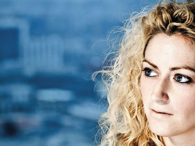 """Jane McGonigal, 33, creates """"alternative reality games,"""" which take place in virtual environments yet encourage players to take real actions."""
