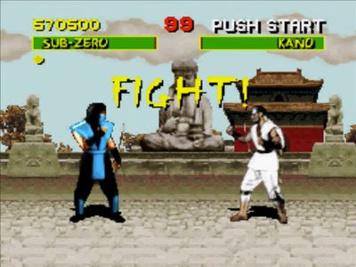 While tame by today's standards, the graphic violence in Mortal Kombat shocked parents in the 1990s.