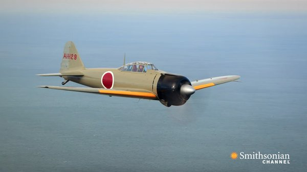 Preview thumbnail for This Japanese Fighter Plane Led the Attack on Pearl Harbor