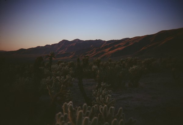 Sunrise on the Hexie Mountains thumbnail